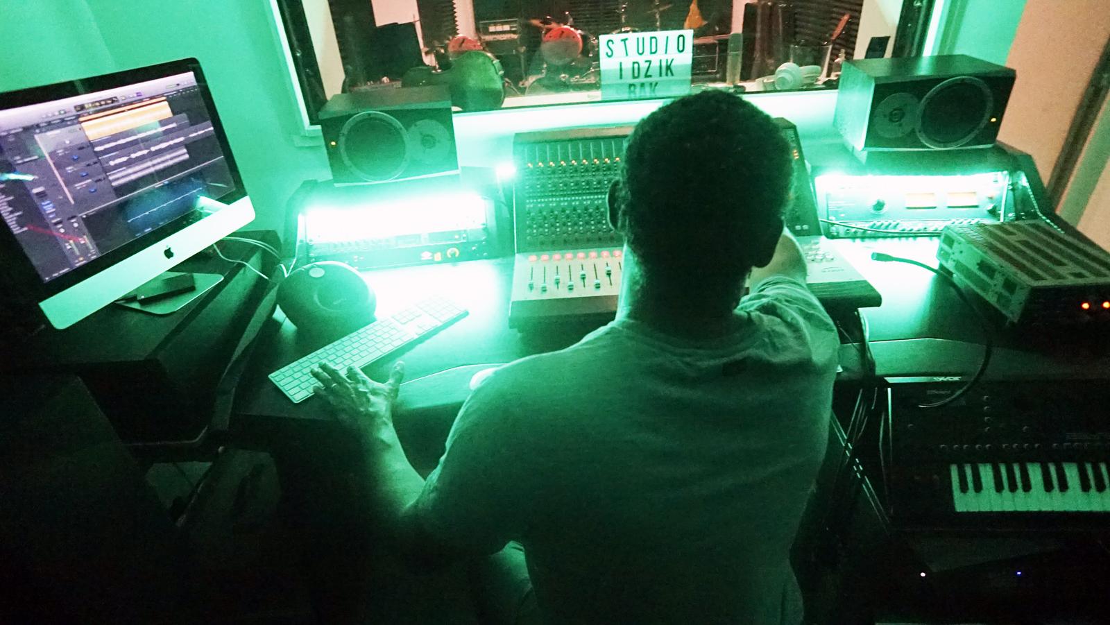 Nouveau : studio d'enregistrement en ligne